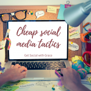 5 cheap social media tactics
