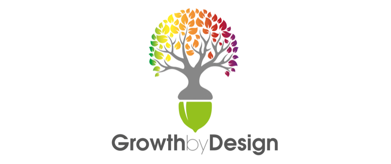 Growth by Design social media