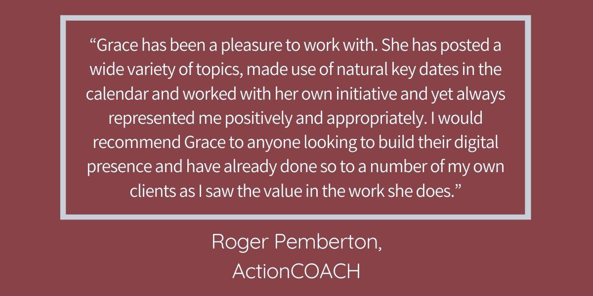 GSWG testimonial blog ActionCOACH