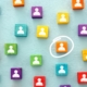Social media content for recruitment agency